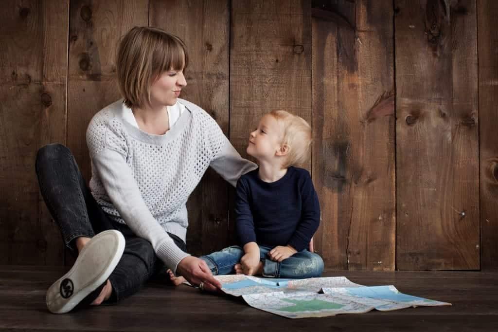 Mediation between parents